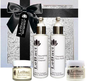 delux hydrating gift set